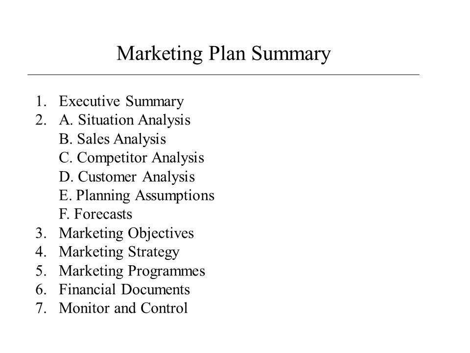 Marketing Planning. - ppt download
