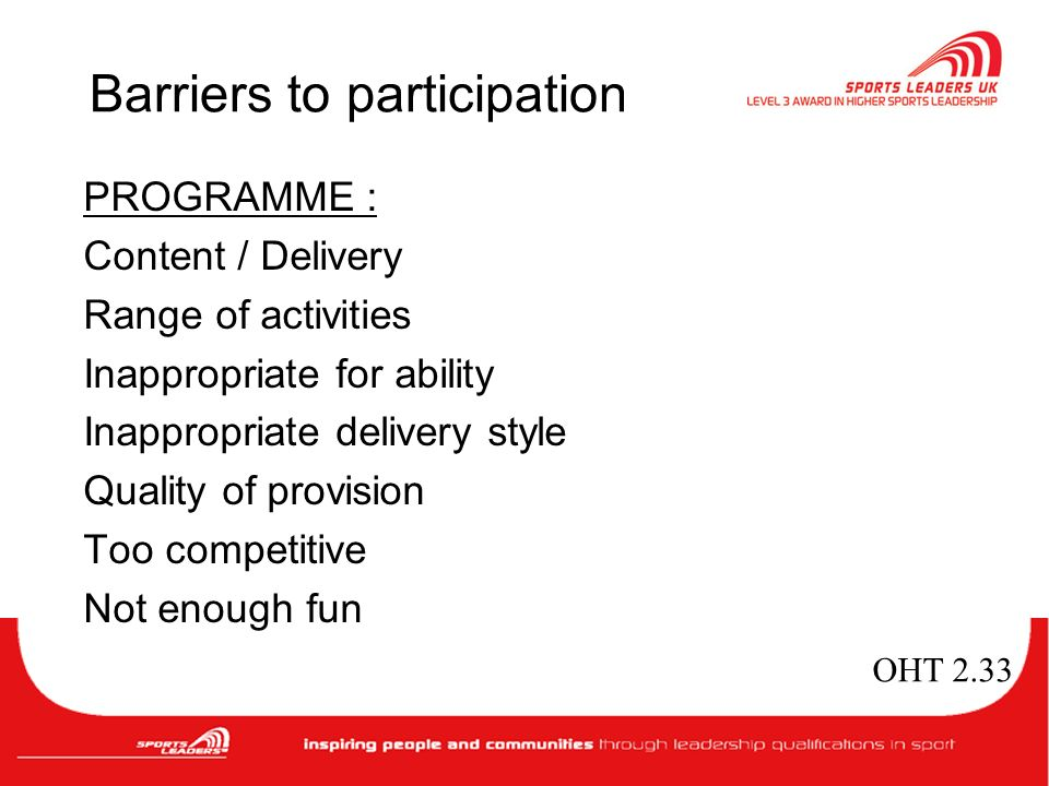 Explain Common Barriers to Integrated Working and Multi-Agency Working