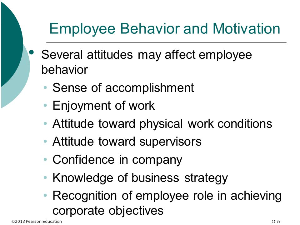 employee motivation and organizational behavior Chapter 14 motivating employees learn to apply organizational rewards in a describe the difference between factors contributing to employee motivation and.
