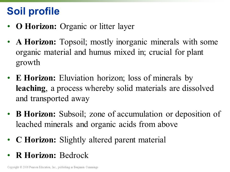 O ppt video online download for Organic soil definition