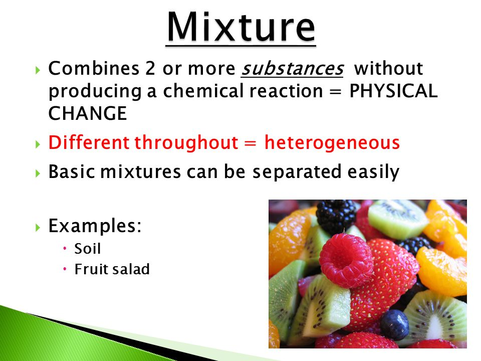 Compounds mixtures solutions ppt video online download for Soil homogeneous or heterogeneous