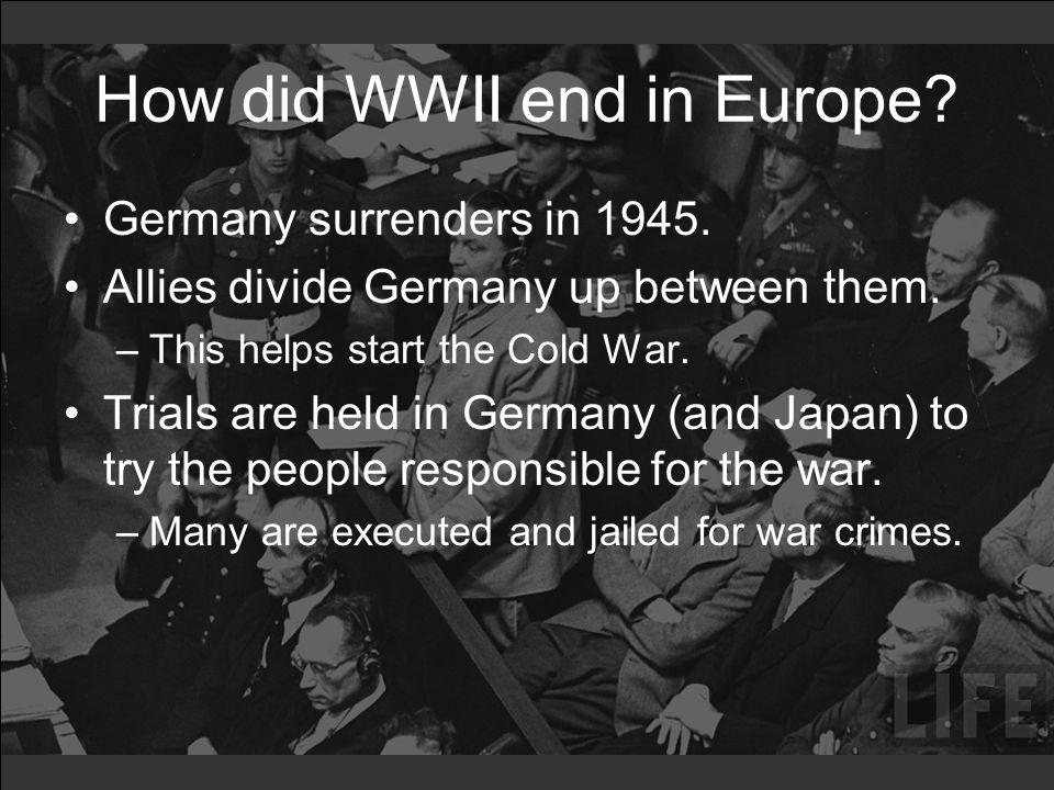 World War II Notes. - ppt download