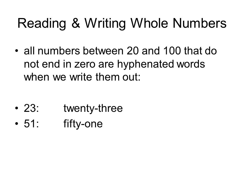when writing an essay do you spell out numbers Numbers style books differ widely in their advice on written and spelled out  numbers  if you want a cut off rule by number, spell out numbers from one to  nine.