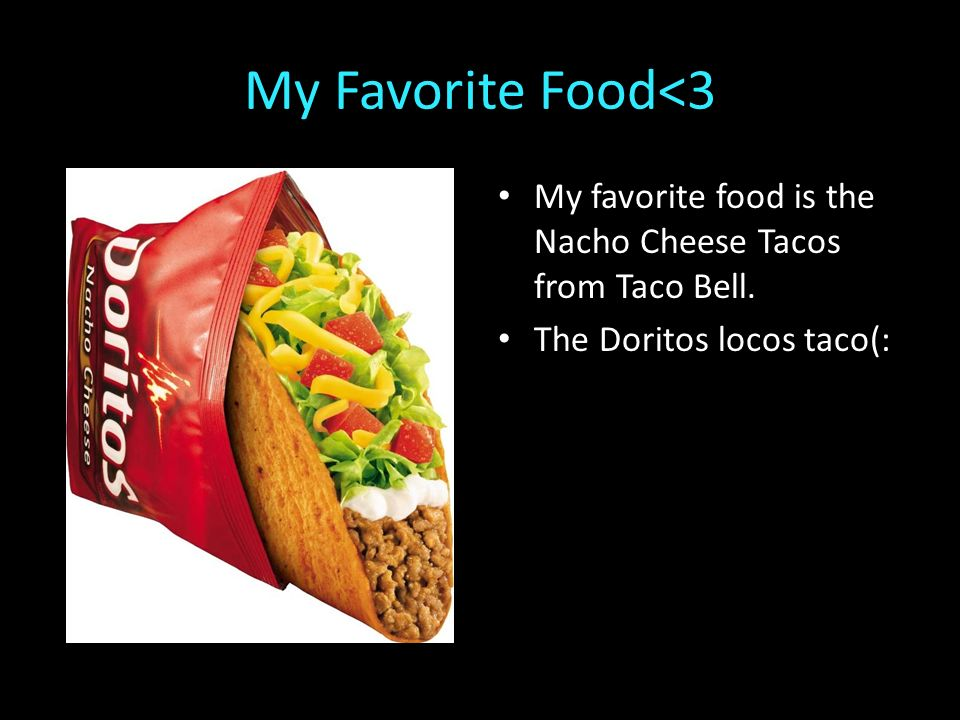a paragraph about my favorite food tacos A paragraph about my favorite food tacos-here are some guidelines for writing a descriptive essay: take time to brainstorm if your instructor asks you to describe your favorite food, make.