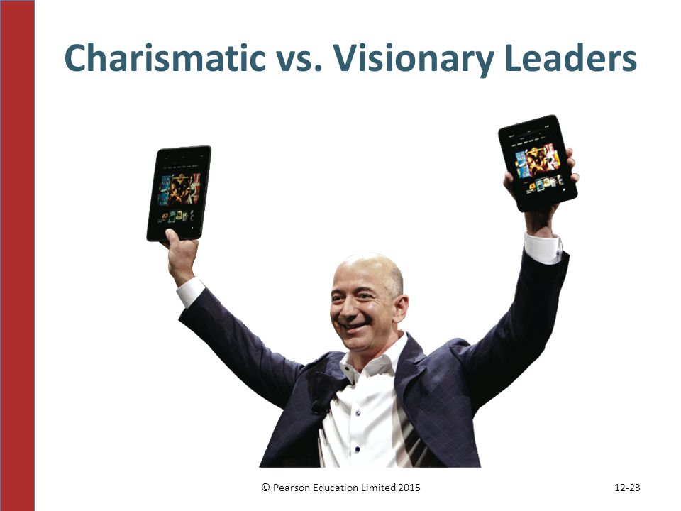 the role of the charismatic leader Although charismatic leadership theorists have long argued that leader–follower  value congruence plays a central role in the development of.