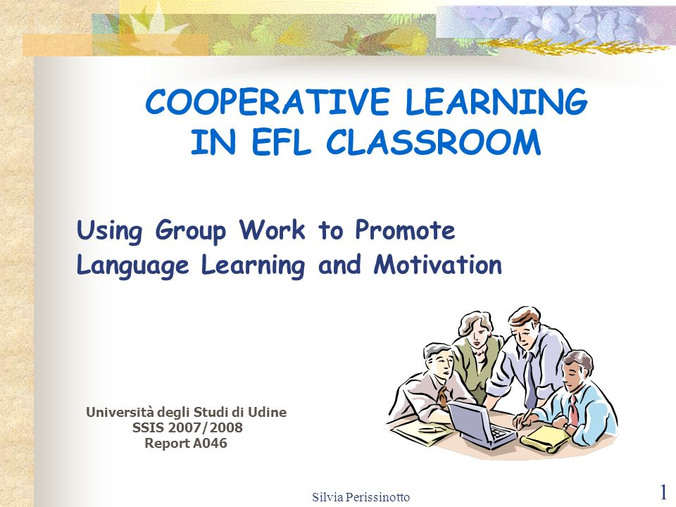 Collaborative Learning In Nursing Classroom ~ Cooperative learning in efl classroom ppt download
