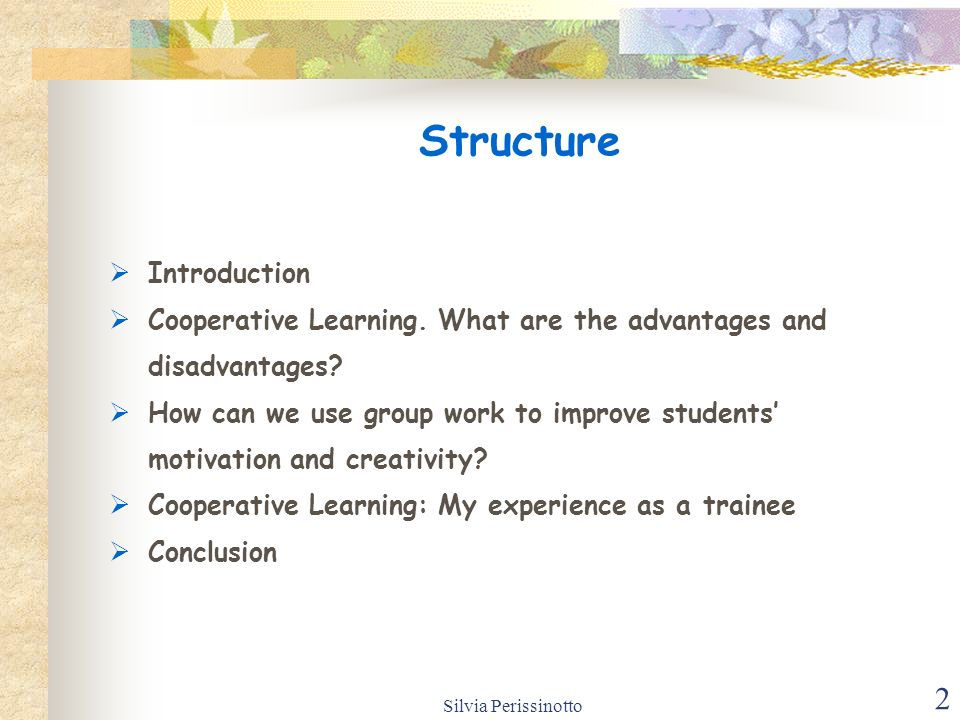 Collaborative Structures In The Classroom ~ Cooperative learning in efl classroom ppt download