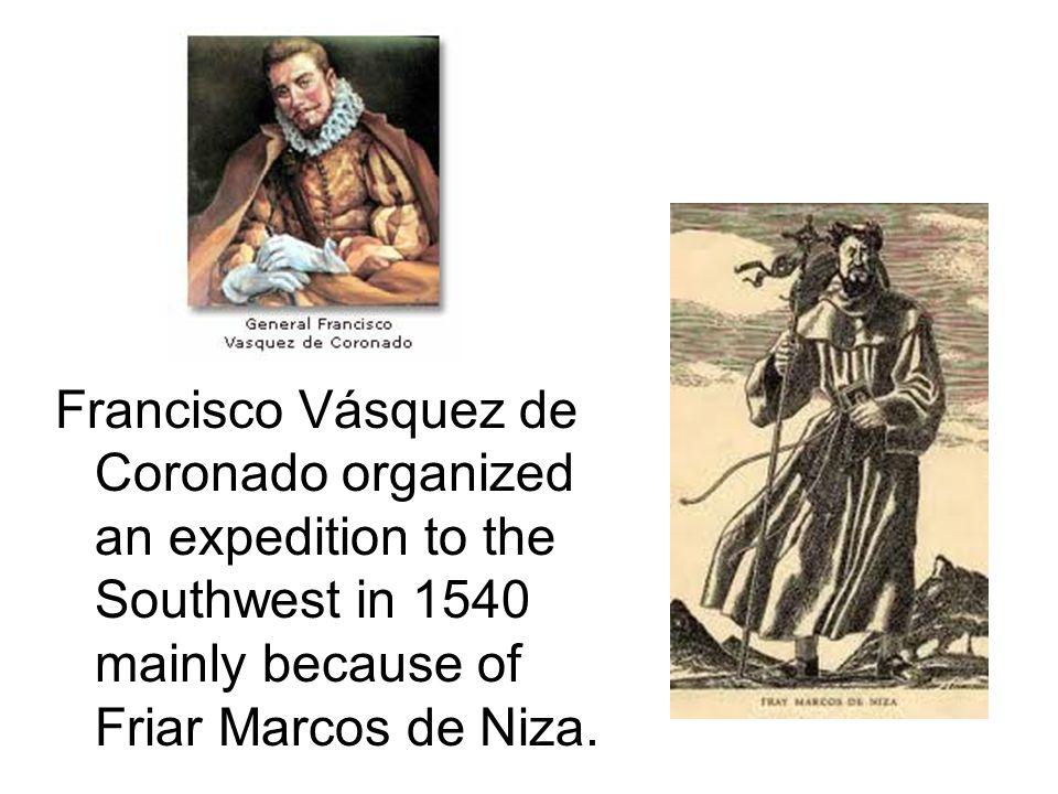 the life and expeditions of francisco vasquez de coronado