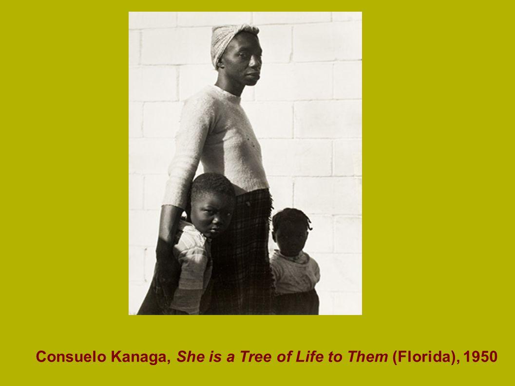 Consuelo Kanaga, She is a Tree of Life to Them (Florida), 1950