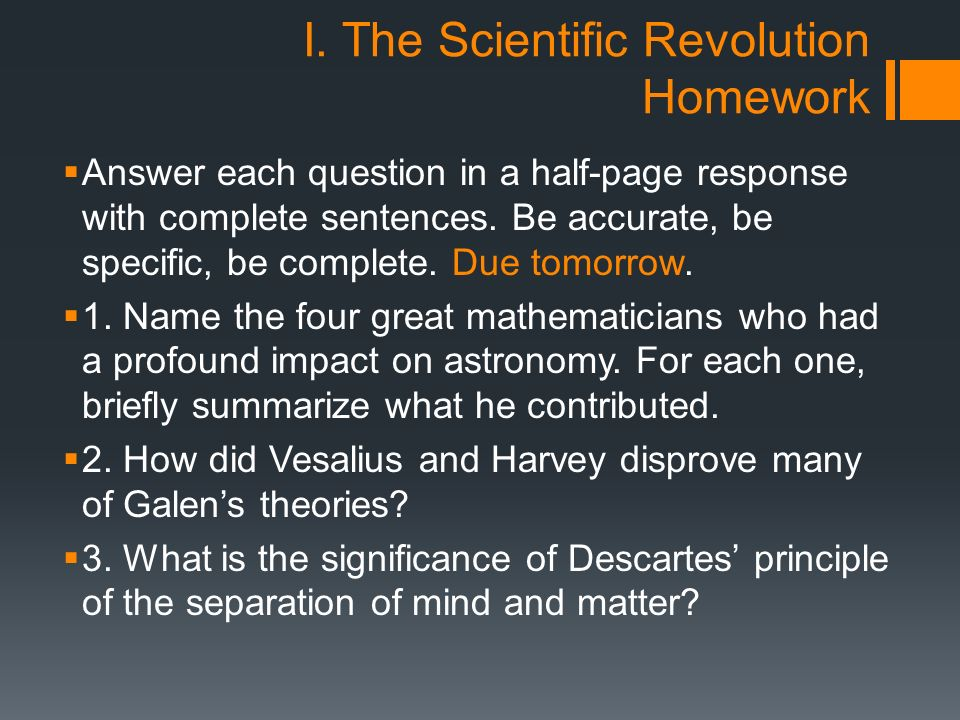 the significance and impact of the scientific revolution Find out more about the history of galileo galilei, including videos, interesting articles, pictures, historical features and more get all the facts on historycom scientific revolution 3min play video isaac newton 3min.