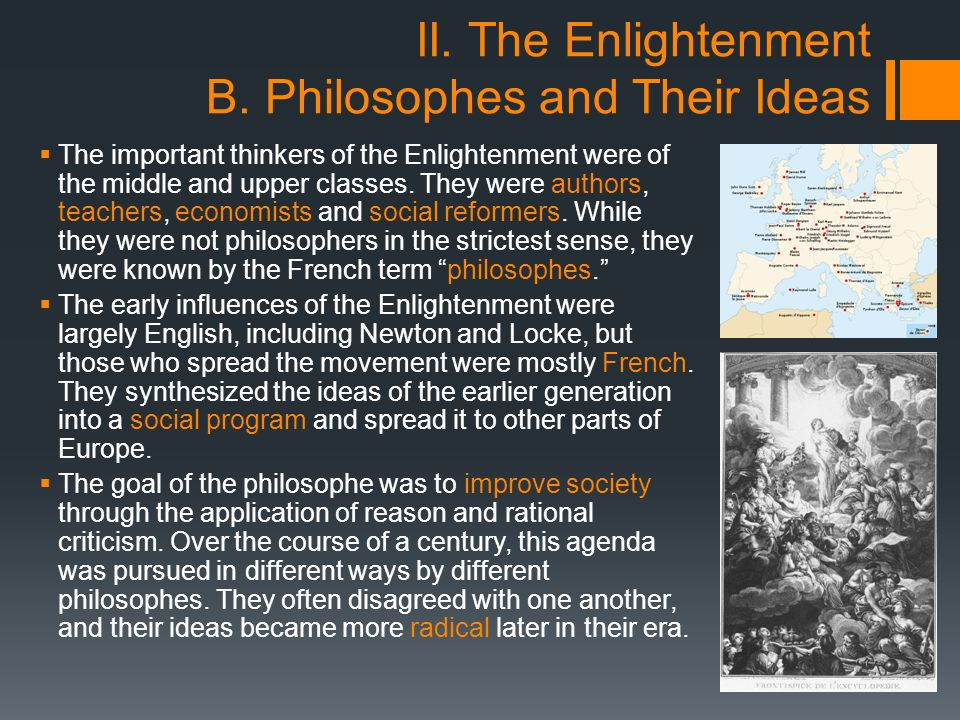 The Enlightenment: Introduction