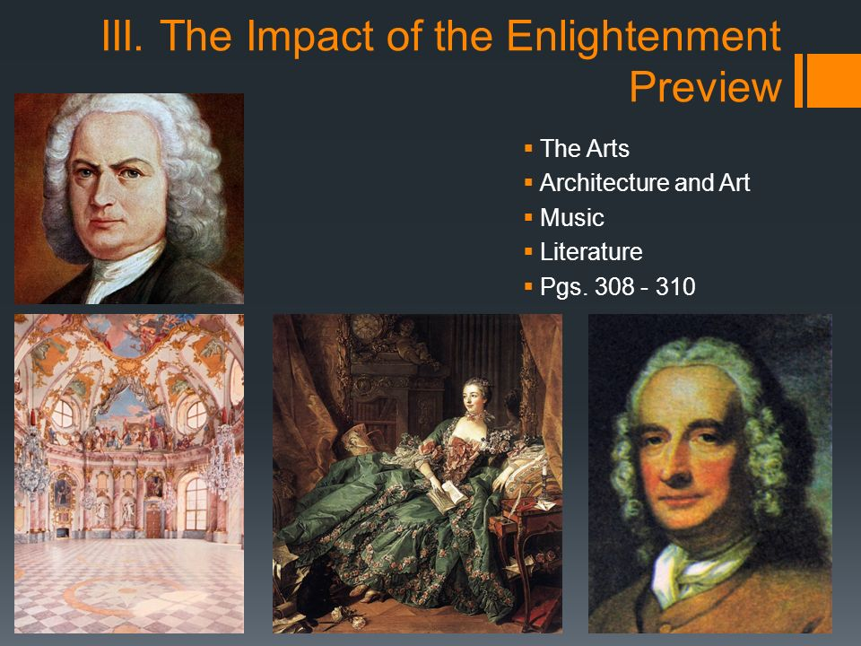 impact of enlightenment movement What was the impact of the age of enlightenment  arts were influenced heavily by the ideals and values of the age of enlightenment,  of the home ec movement.