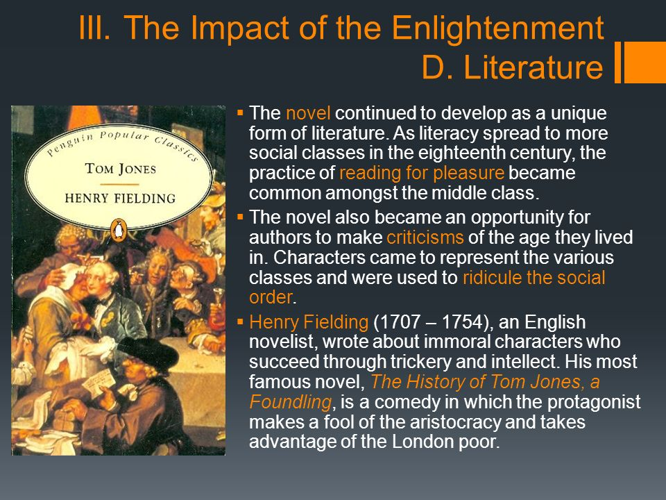 the impact of the enlightenment period in the society today How did the enlightenment influence society a: age of enlightenment modern effects of the enlightenment the effects of the enlightenment are still felt today.