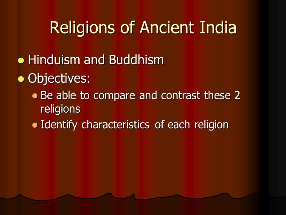 Religions Of Ancient India Ppt Video Online Download - Ancient india religion