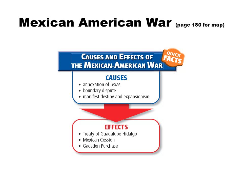 an analysis of the justification in pursuing the mexican american war I was doing my homework when i came across a question that said, was the mexican-american war an imperialist war so i was just wondering what.