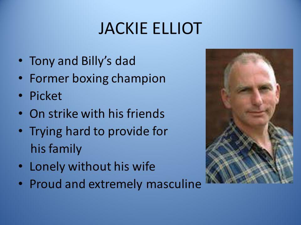 billy elliot powerpoint