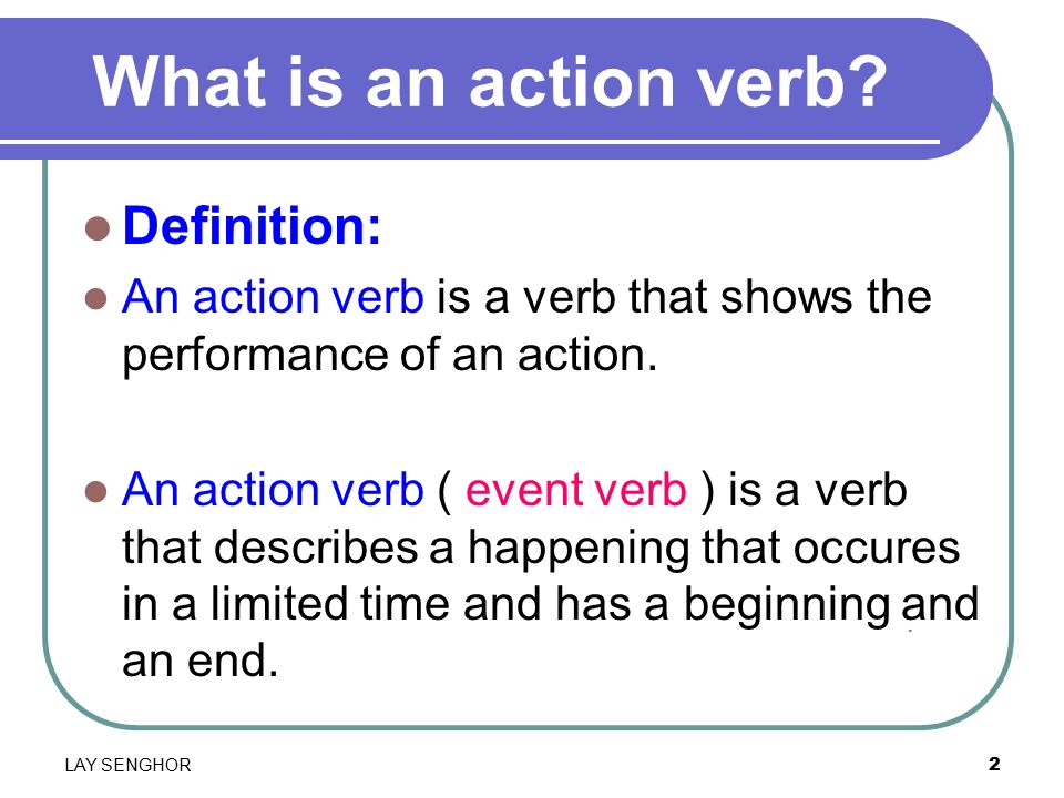 what is a verb - DriverLayer Search Engine