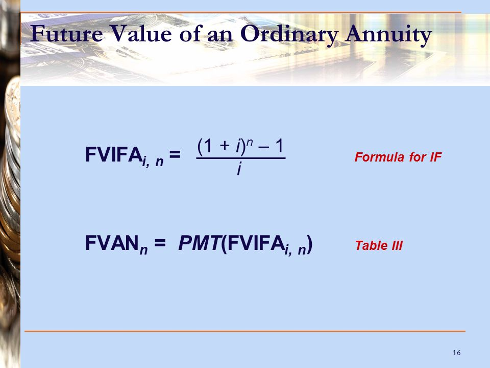 an introduction to the importance of money in the beginning the present and the future The present value of a positive future inflow can become c967 d000 at the beginning of each the concept of time value of money is important to financial.