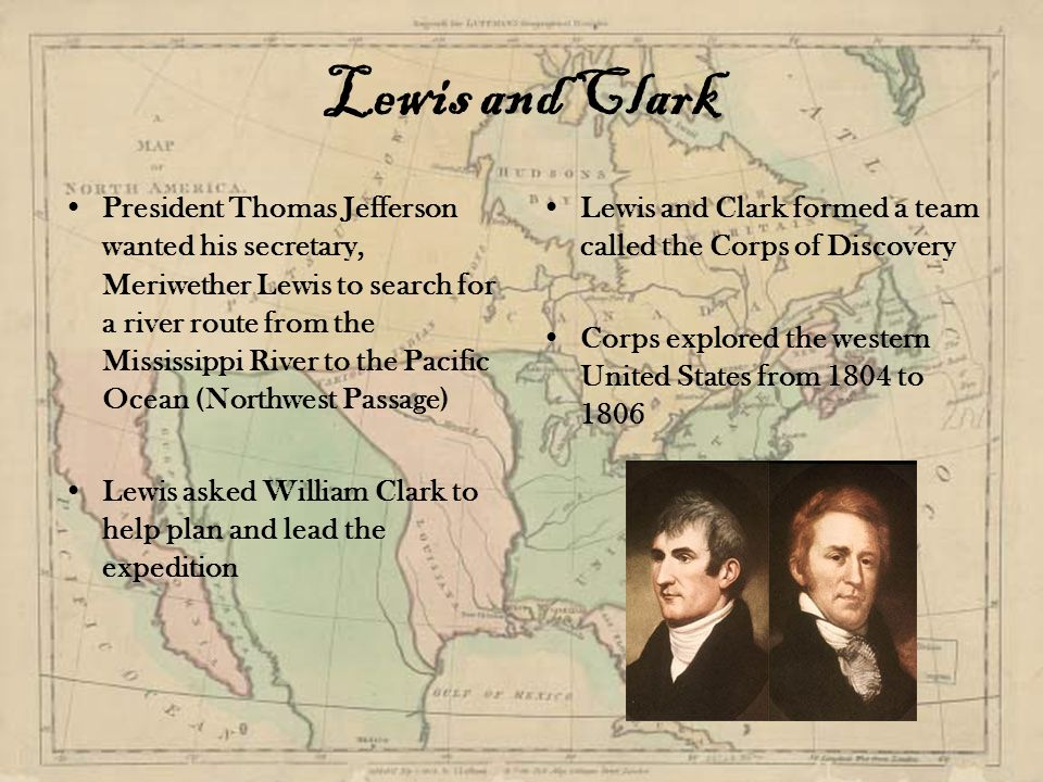 The louisiana purchase ppt video online download - Thomas jefferson term of office ...