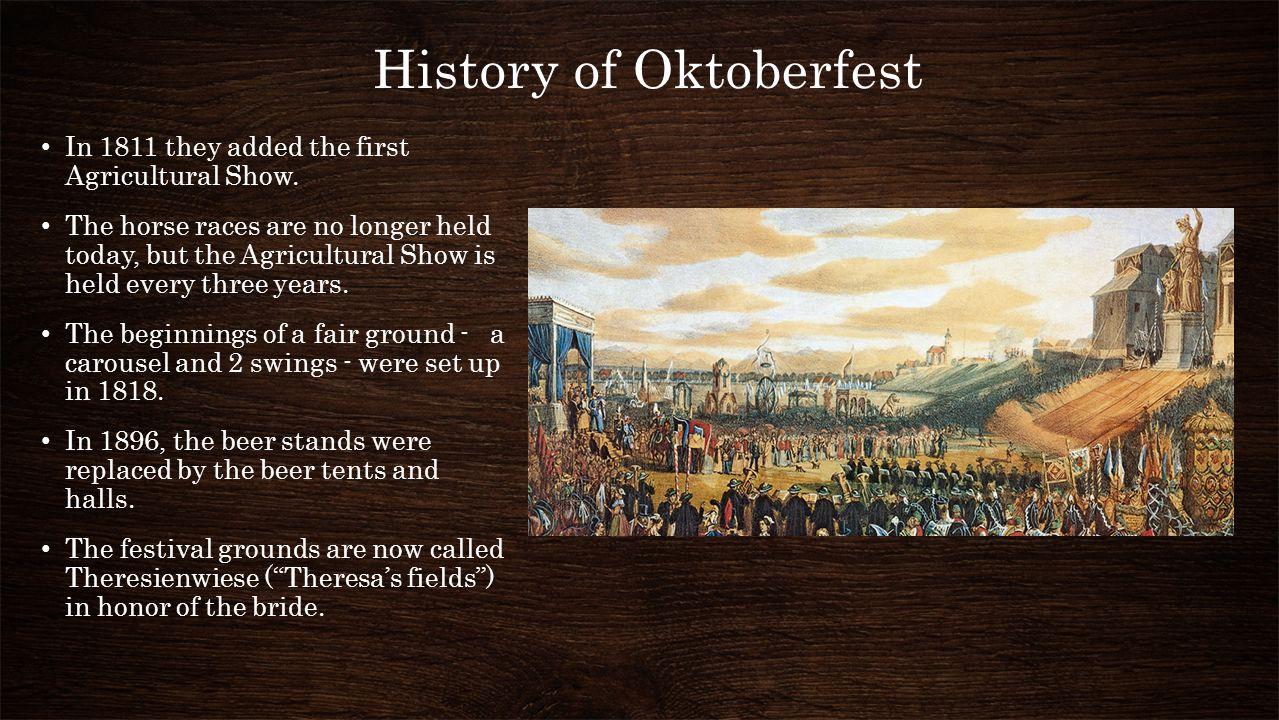 history of oktoberfest in texas
