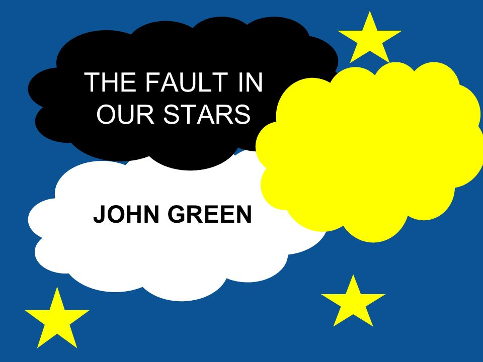 the theme of cancer in the fault in our stars a novel by john green Review: the fault in our stars by john green the fault in our stars author: john green augustus waters suddenly appears at cancer kid.