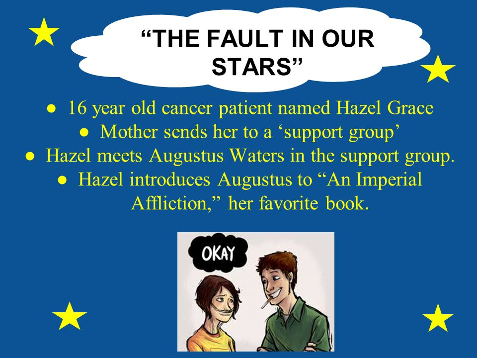 THE FAULT IN OUR STARS JOHN GREEN. - ppt video online download
