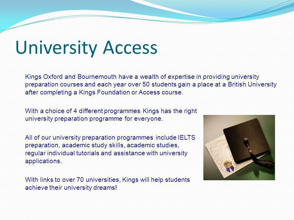 University Access