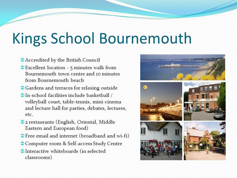 Kings School Bournemouth