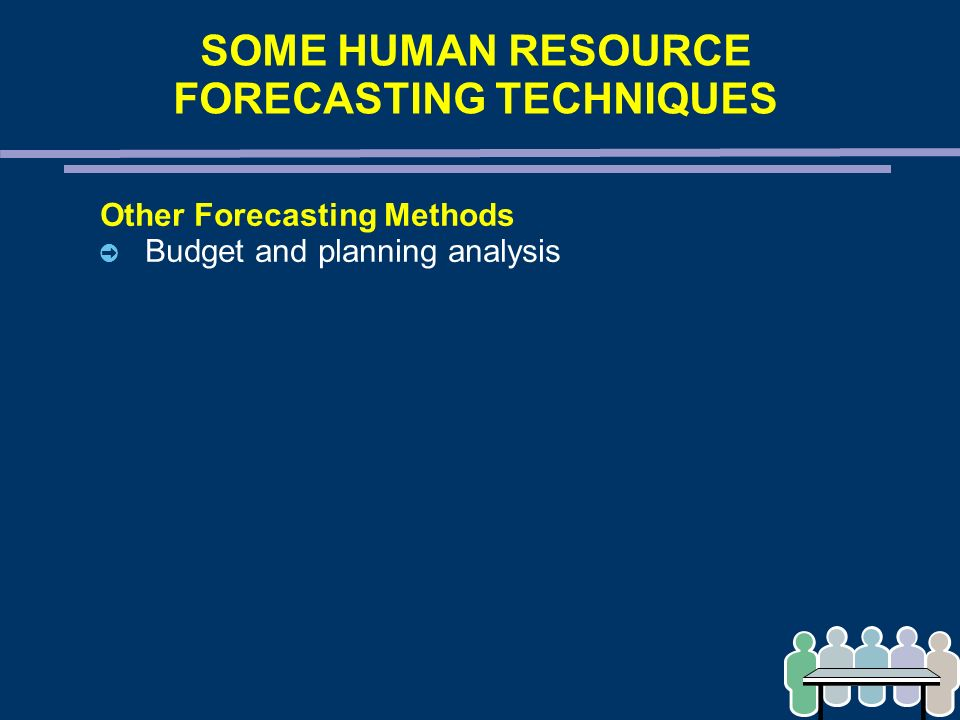 Statistical Forecasting