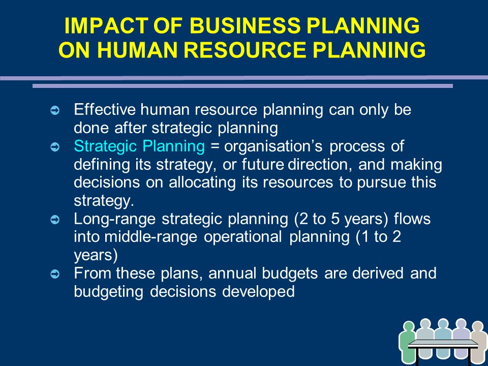 human resource planning is only marginally Strategic planning:  but are often only marginally effective your job is not just to send out the communication  human and dollar resources get spread even.