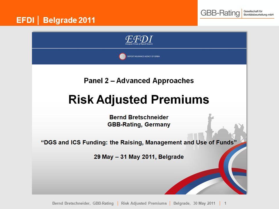 EFDI │ Belgrade 2011