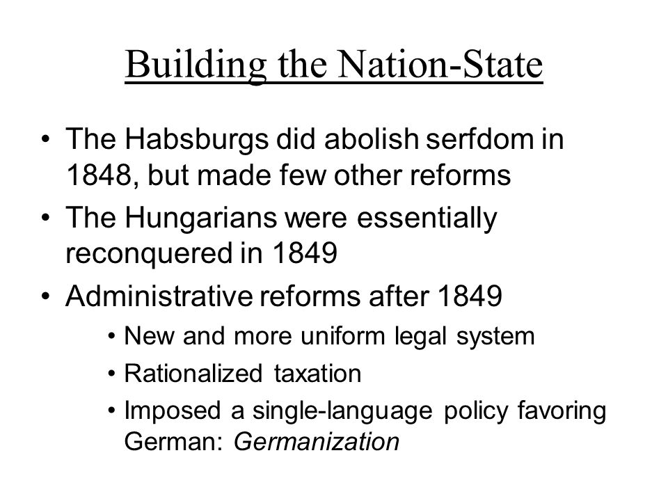taxation and nation building Nation-building, nationalism and wars alberto alesina, bryony reich, alessandro riboni nber working paper no 23435 issued in may 2017 nber program(s):political economy the increase in army size observed in early modern times changed the way states conducted wars.