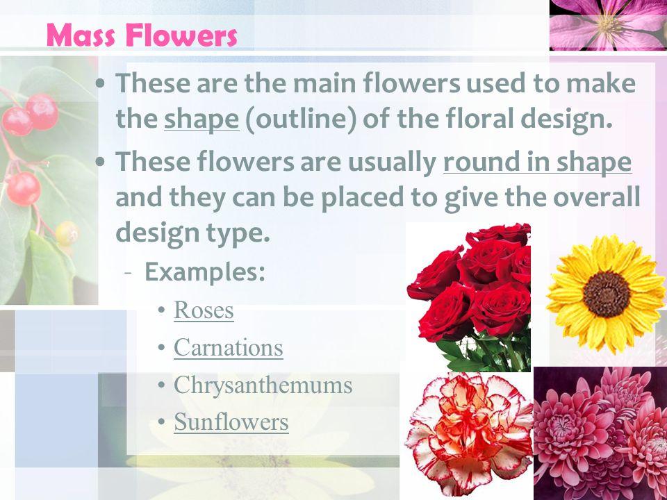 Mass Flowers