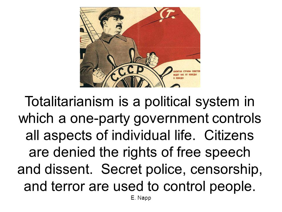 Stalin and Totalitarianism - ppt download