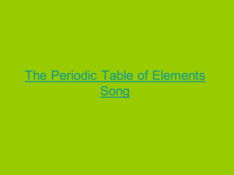 Asapscience the new periodic table song lyrics 5285719 chesslinksfo tagsasapscience the new periodic table song lyricsperiodic table of elements jetpunklyrics in englishthe energy song now with closed caption so you urtaz Gallery