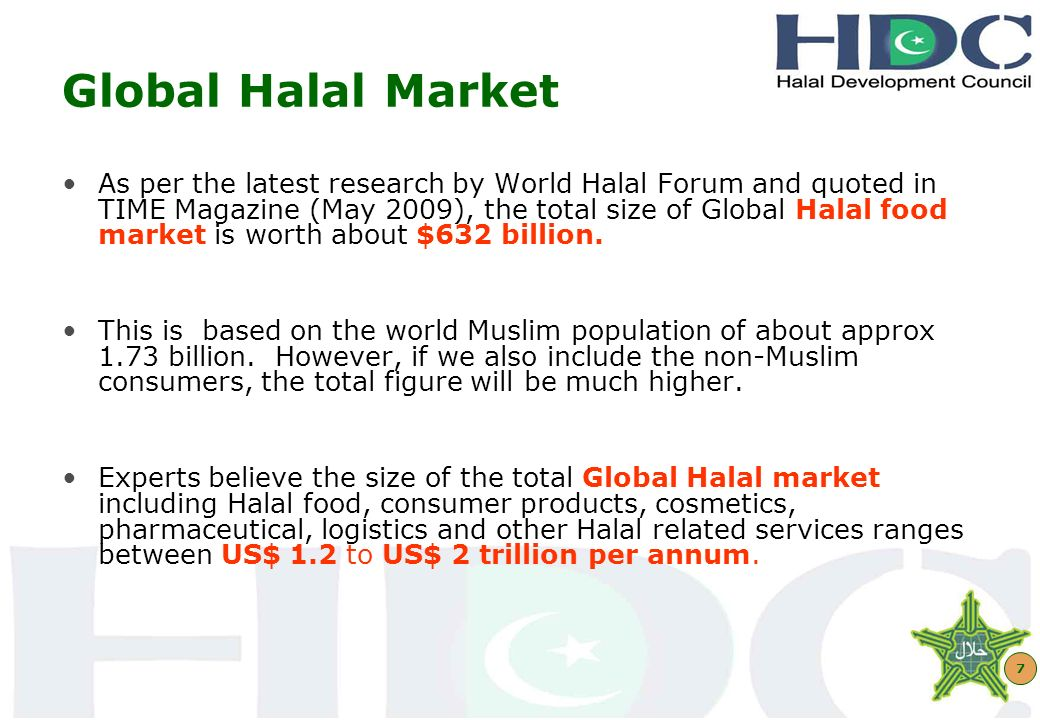 the halal market in france The global halal cosmetics market is expected to reach usd 5202 billion by 2025, according to a new report by grand view research, inc awareness levels of muslim populace regarding the ingredients used in cosmetic and personal care formulations to determine the industry's future growth.