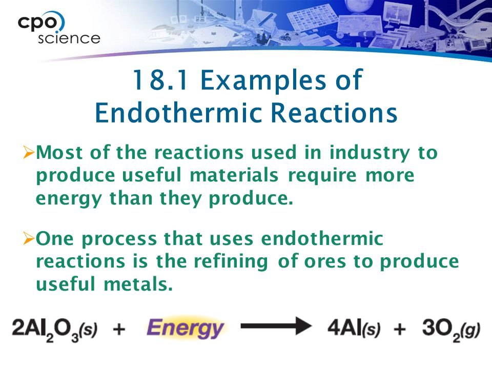 Chapter Eighteen: Energy and Reactions - ppt video online ...