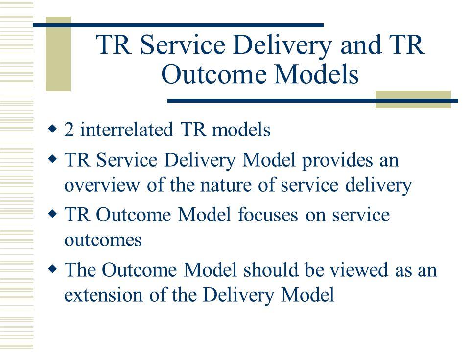 KNR 273: TR Models Continued - ppt video online download