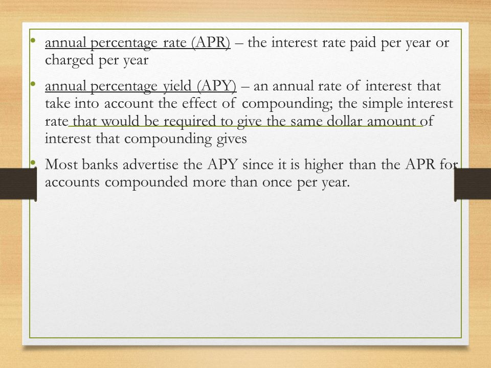 compound interest rate formula pdf