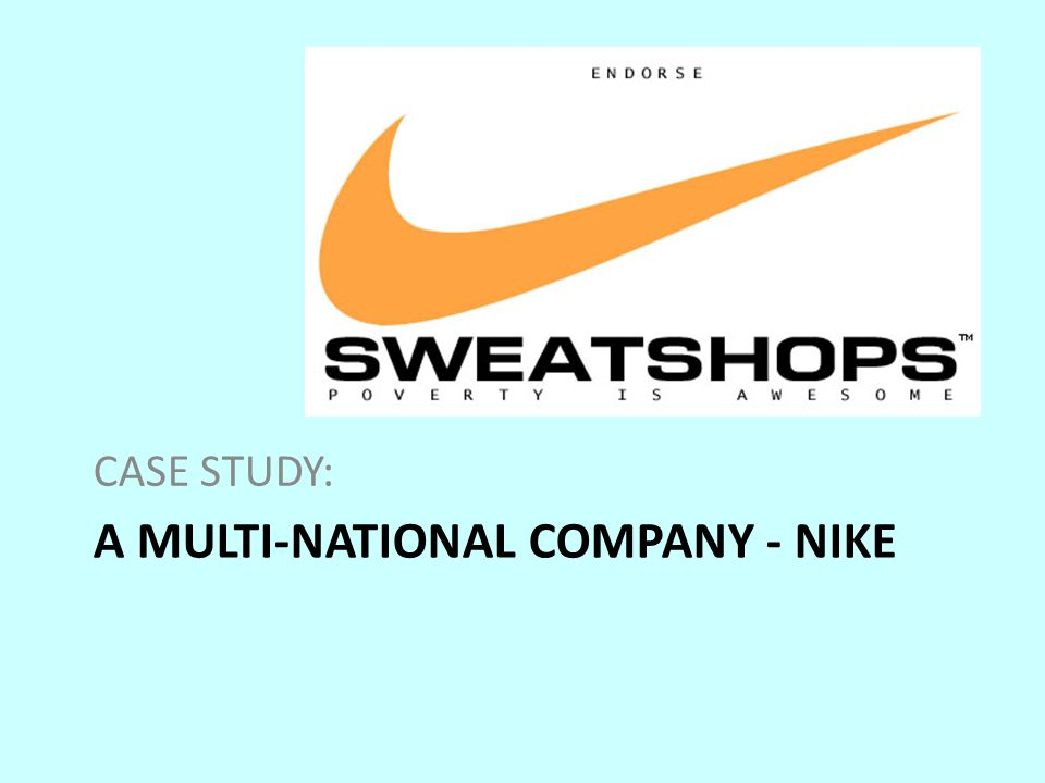nike sweatshop case study Nike sweatshop case study pdf case solution, analysis & case study help oops a firewall is obstructing use of prezi information look into this article nike.