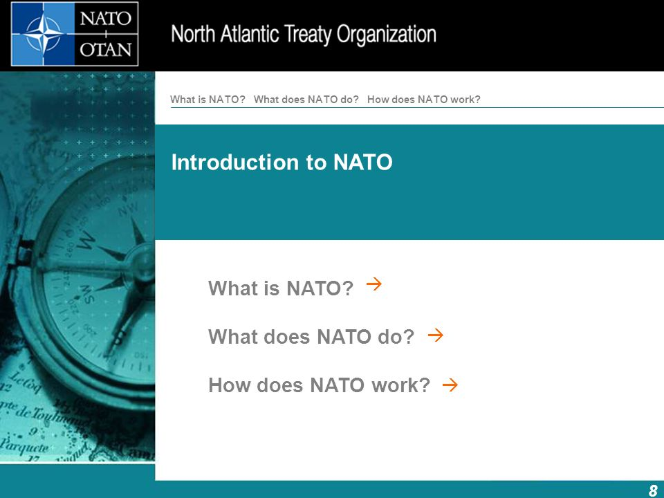 What is NATO What does NATO do How does NATO work