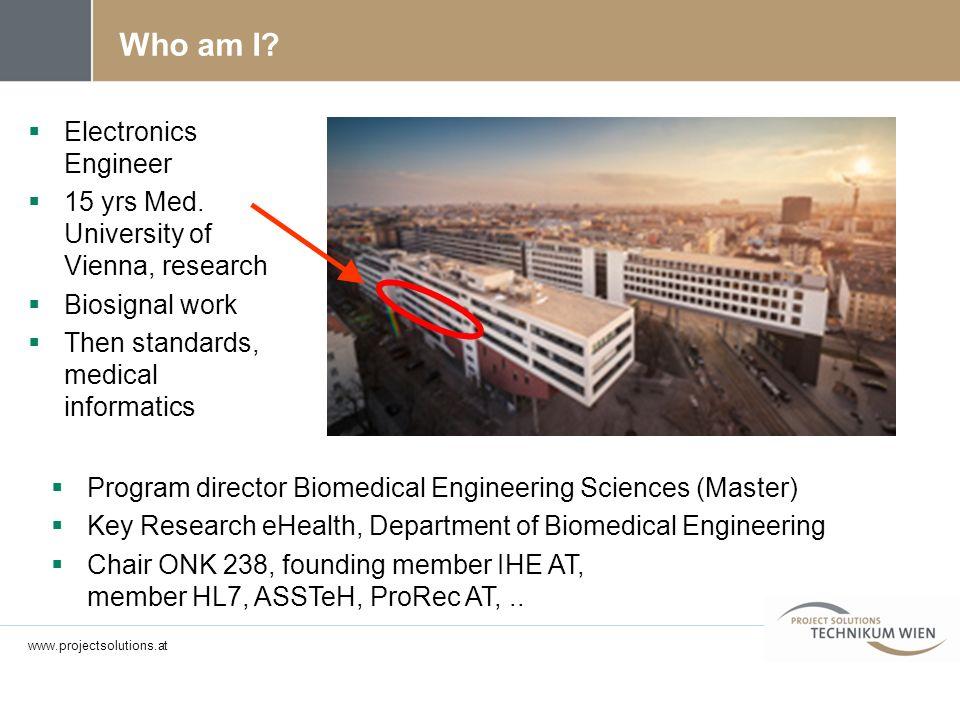 Who am I Electronics Engineer