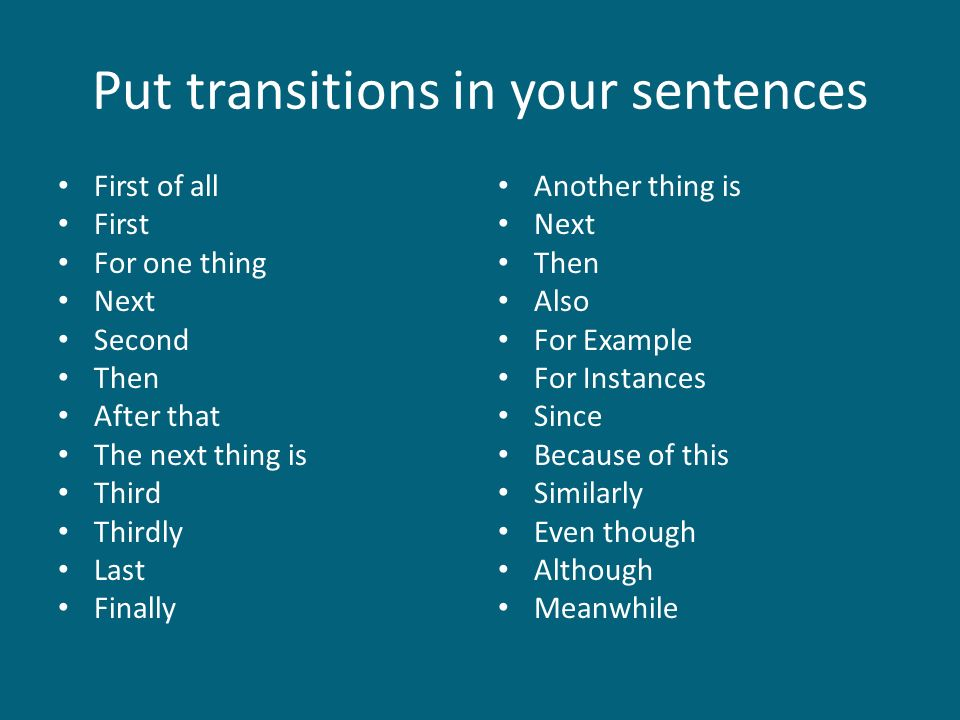 how to put is of a in a sentence