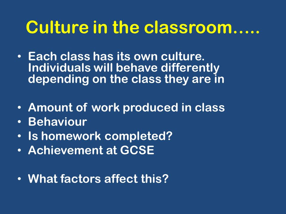 Classroom Design And How It Influences Behaviour ~ Ib business and management ppt video online download