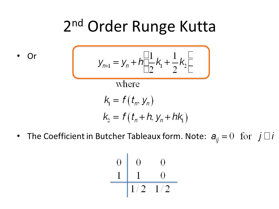 runge kutta method solved examples pdf