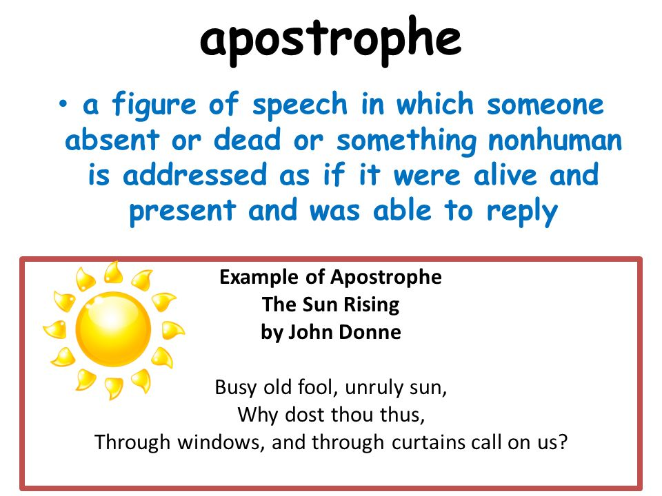 Poetry Terminology Review - ppt video online download