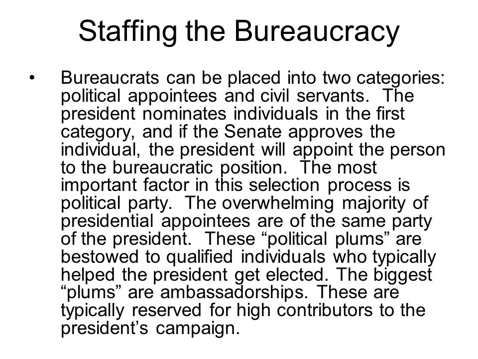 Category Bureaucracy  >> Chapter 12 The Bureaucracy Ppt Download