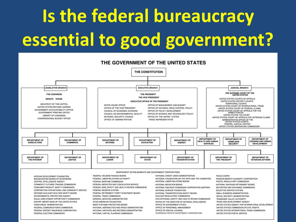 the federal bureaucracy quiz section 1 chapter 15 answer key
