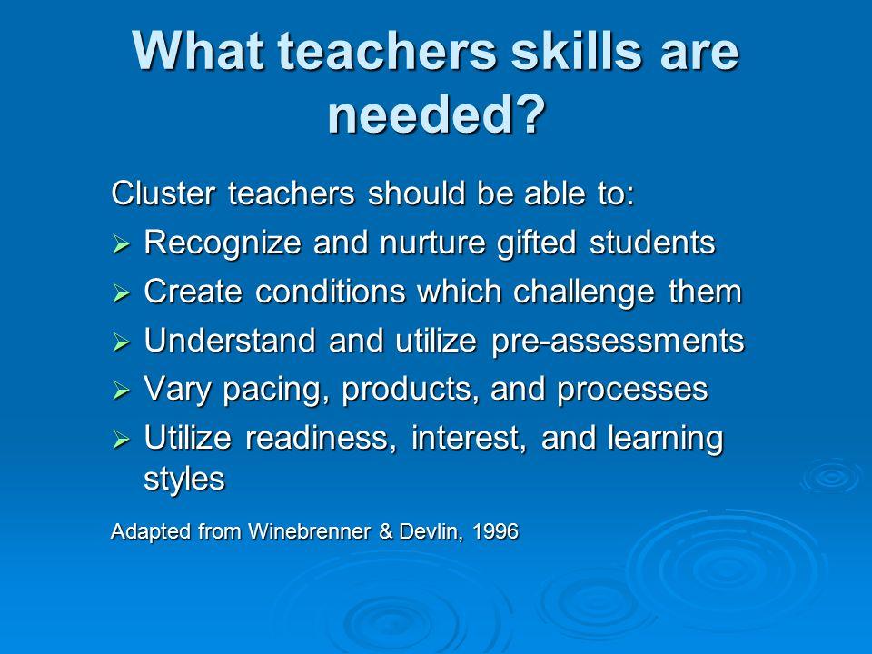 soft skills for teachers pdf