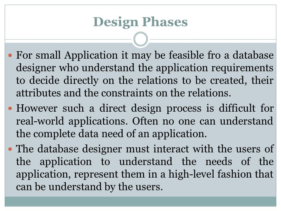 65 design - What Is Database Designer